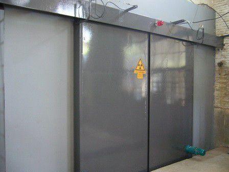 鹤壁电动防辐射铅门