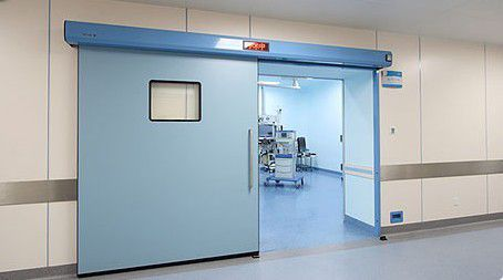 南岳手术室气密门
