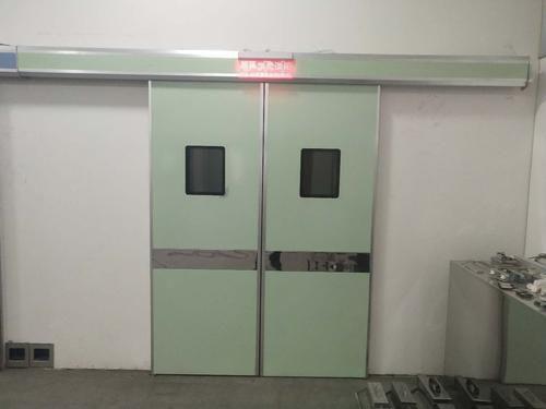 龙川自动气密门