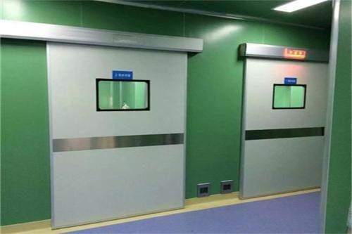 齐河CT室防辐射铅门